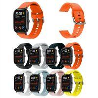 Für Huami Amazfit GTS Sport Weiches Silikon Uhrenarmband Ersatz Armbänd Armband