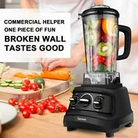 1500W Professional Electric Blender Machine Countertop Mixer Juicer W/ 1 Cup