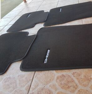 2003-2006 Mercedes-Benz S55 AMG FLOOR MAT MATS W220 S430 S500 S600 NEW