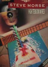 Steve Morse Guitar Tab / Tablature / High Tension Wires / Steve Morse Songbook