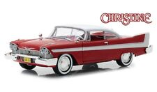Christine Movie 1958 Plymouth Fury Die-cast Car 1:24 Greenlight 8 inch 84071