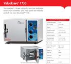 Tuttnauer 1730 Valueklave Autoclave Sterilizer Dental Medical Tattoo Health FDA