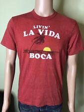 Men's Abercrombie And Fitch Livin La Vida Boca Muscle T Shirt Size XL