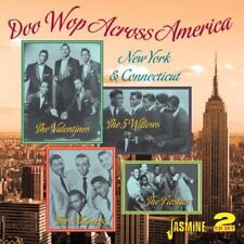 Various Artists - Doo Wop Across America: New York & Connecticut [New CD]