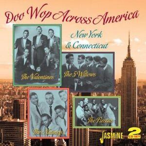 Various Artists - Doo Wop Across America: New York & Connecticut [New CD]