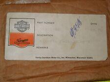 NOS OEM Harley Davidson Rear Fender Right Support P/N 59951-89