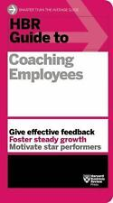 HBR Guide to Coaching Employees by Harvard Business Review Staff (2015)