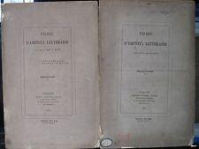 PICCINI Giulio, Lettera familiare di Antonio Malatesti a Lorenzo Lippi