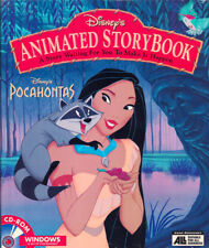 Disney's Animated Storybook: Pocahontas (Windows,1995) NEW & FACTORY SEALED