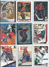 Patrick Roy  All Different 25-Lot of Inserts & Base Cards  All Montreal  Lot #3