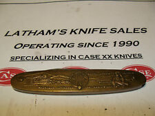 PARKER CUT CO--1986 TENN. HOMECOMING--ALL METAL--COLLECTOR KNIFE