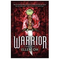 Prophecy: Warrior 2 by Ellen Oh (2013, Hardcover) First Edition