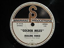 HEALING FORCE Golden Miles / The Gully ~1971 Oz Prog 45 Twilights, Bakery, Chain
