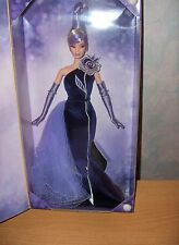 Sterling Silver Rose Barbie Doll Collector Edition Bob Mackie 2001 NIB