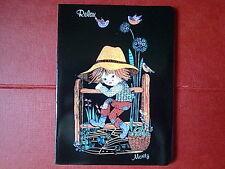 Quaderno vintage da collezione SCUOLA ELEMENTARE 1^ E 2^ ANNI 80 Serie RELAX