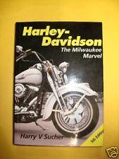 HAYNES HARLEY DAVIDSON BOOK THE MILWAUKEE MARVEL