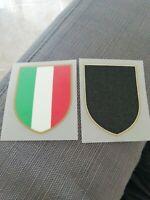 scudetto Fc Juventus campione d'italia patch Deko-grafic 2019/2020 cm 3,5xcm 4,5