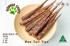 WILD ROO TAIL TIPS FREE RANGE NATURAL HEALTHY HIGH QUALITY DOG TREAT
