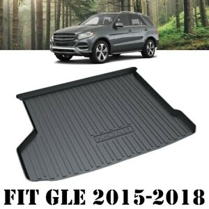 Heavy Duty Trunk Cargo Mat Boot Liner Luggage Tray for Mercedes-Benz GLE 15-18