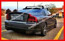 VOLVO S60 2002 - 2005 BODY KIT  R-DESIGN look - FRONT SPOILER + REAR SKIRT  NEW