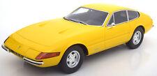 1:12 GT Spirit Ferrari 365 GTB Daytona yellow