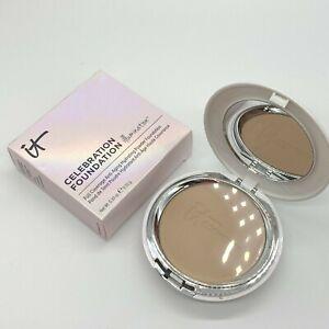 IT Cosmetics Celebration Foundation Illumination Full Coverage Anti-Aging MEDIUM