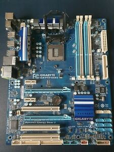 Gigabyte GA-P55-USB3 rev. 2.0 LGA1156 Intel P55E Motherboard Core i7 i5 Support
