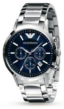 Emporio Armani Men's Classic Quartz Chronograph Stainless Steel Watch AR2448