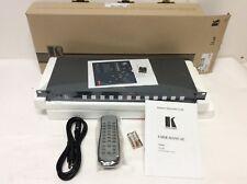 Kramer Electronics, Ltd VP-1201 Switcher Scanner NEW still in shrink wrap