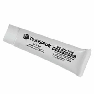 Techspray 1978-DP 4oz Silicon-Free Thermal Heat Sink Compound Squeeze Tube