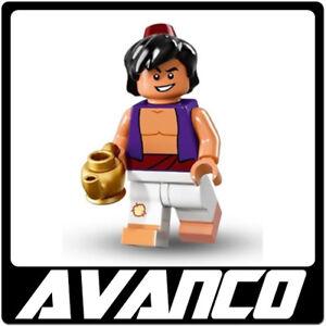 LEGO Minifigures Disney Aladdin 71012 Genie Magic Lamp BRAND NEW RETIRED