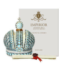 Emperior English Crown CERAMIC COLLECTION 10yo 100cl blended MALT SCOTCH WHISKY