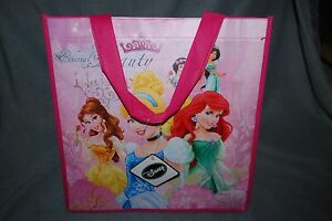 Disney Princess Snow White Tote Cinderella Halloween Shopper Bag Free Shipping
