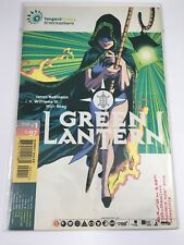 Green Lantern #1 Tangent Comics One-Shot December 1997 J.H. Williams III Cover