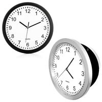 Uhren Safe Tresor Geldkassette Wanduhr Geld Geheimversteck Uhrensafe Küchenuhr