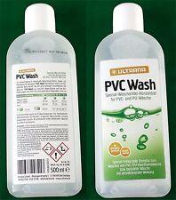 ULTRANA PVC Wash - Spezial Waschmittel Konzentrat 500 ml für PVC und PU Wäsche