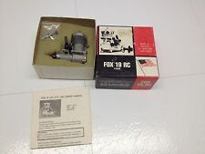 FOX 19-V RC Engine Made in USA