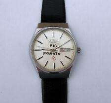 CITIZEN CQ dress watch. 1400 Quartz movement. Japan made. For repair.
