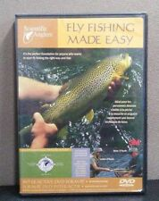 Fly Fishing Made Easy     ( Scientific Anglers DVD )       LIKE NEW