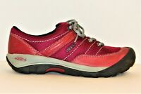 Keen Womens Presidio Sport Mesh Sz 7 Full-grain and Nubuck Leather Shoes Hiking