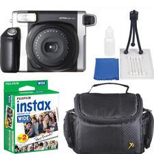 Fujifilm INSTAX Wide 300 Instant Film Camera + 20 Prints + Case/Acc VALUE BUNDLE