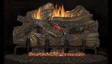 "Superior LBG18SM 18"" Smokey Mountain Vent Free Gas Log Set- LOGS ONLY"