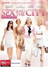 Sex And The City - The Movie (DVD, 2008) NEW SEALED REGION 1 DVD FREE POST