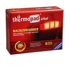 6er-Box Nackenwärmer | Thermopad VITAL | 8 h Wärme