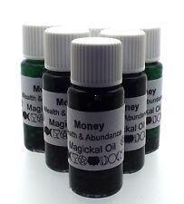 Money Herbal Infused Botanical Oil