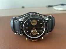 Tudor Black Bay Chrono S&G 79363N Steel Gold Mens Watch