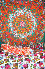 Bedspread Throw Ethnic Decor Indian Star Wall Hanging Twin Tapestries New Art