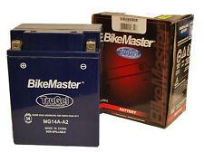 New TruGel Battery 2Yr Wrnty Kawasaki KLF220 Bayou 1997 1998 1999 2000 2001 2002