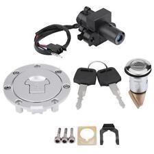 Ignition Switch Fuel Gas Cap Seat Lock Key For Honda CBR600 F2 F3 F4 F4I 1991-98