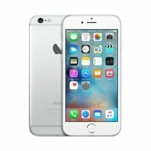 Apple iPhone 6 16GB Silver 4G, LTE Refurbished Unlocked A1549 Smartphone